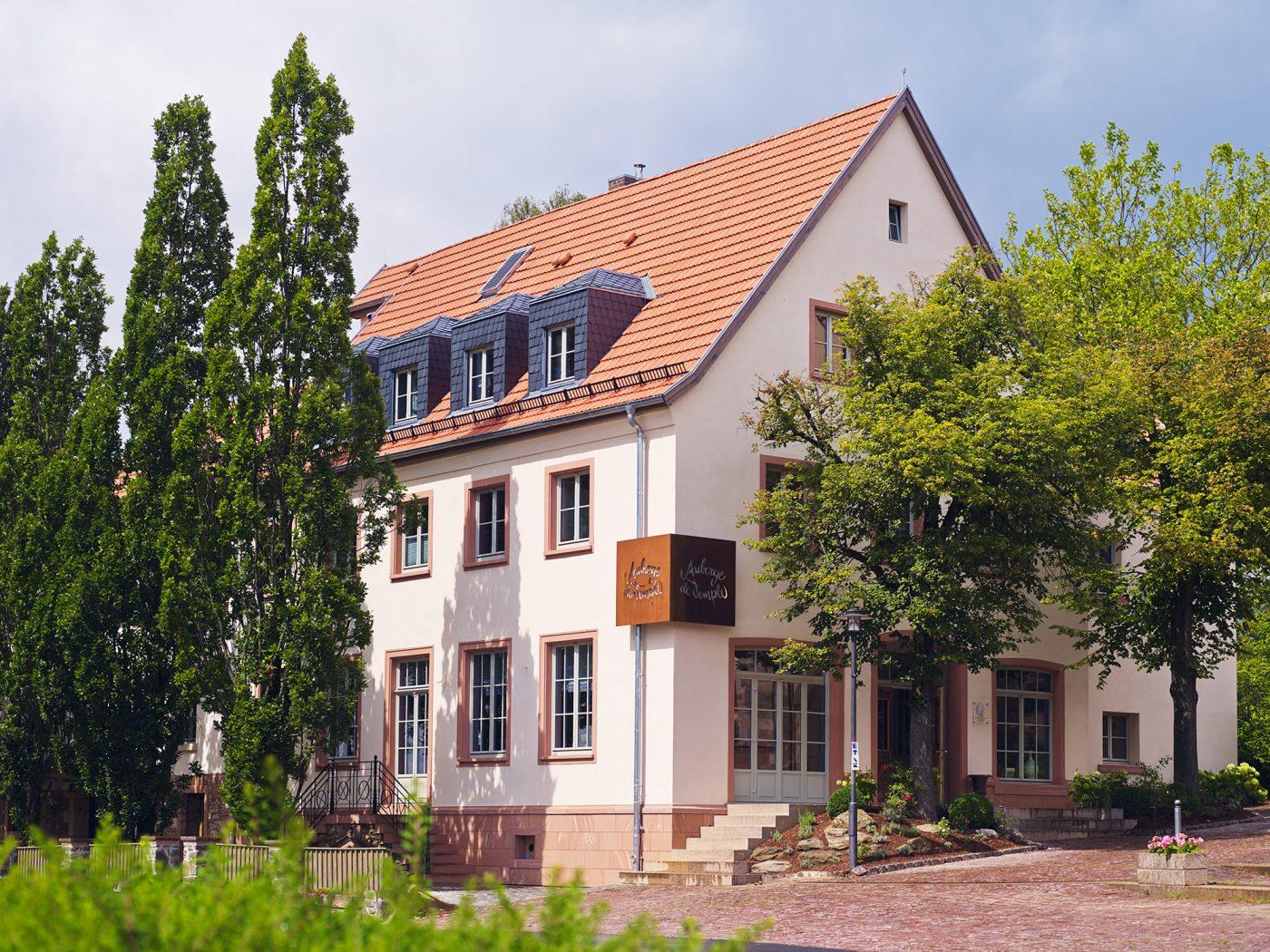 Auberge de Temple – ankommen und nie wieder weg wollen