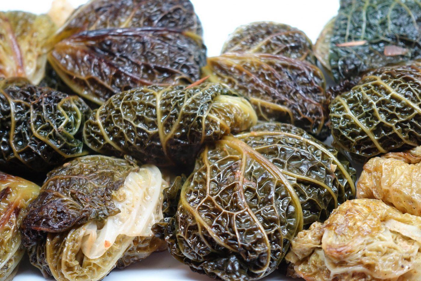 Winter? Savoy cabbage!
