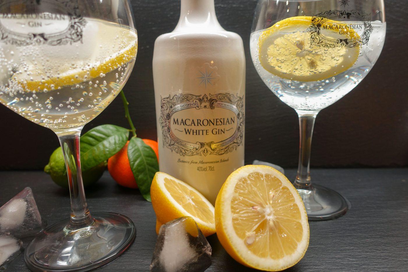 Canarian Macaronesian White Gin
