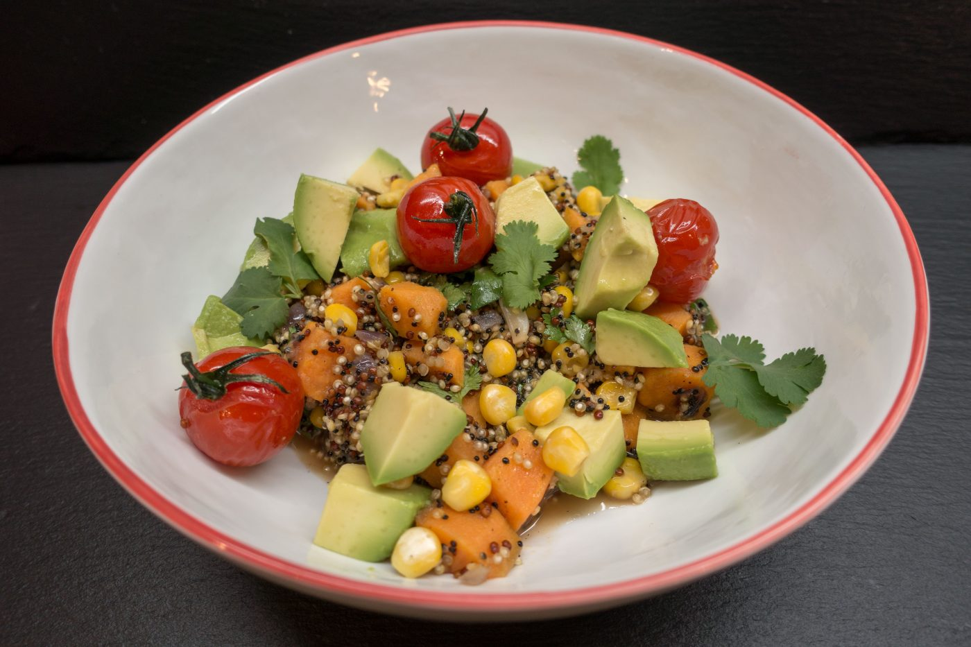 Quinoa-Avocado-Bowl
