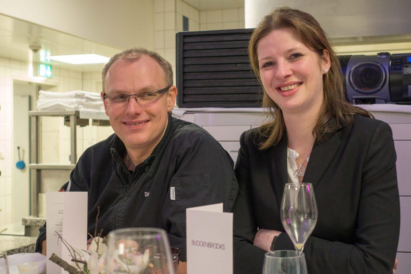 Am Küchentisch mit Dirk Seiger