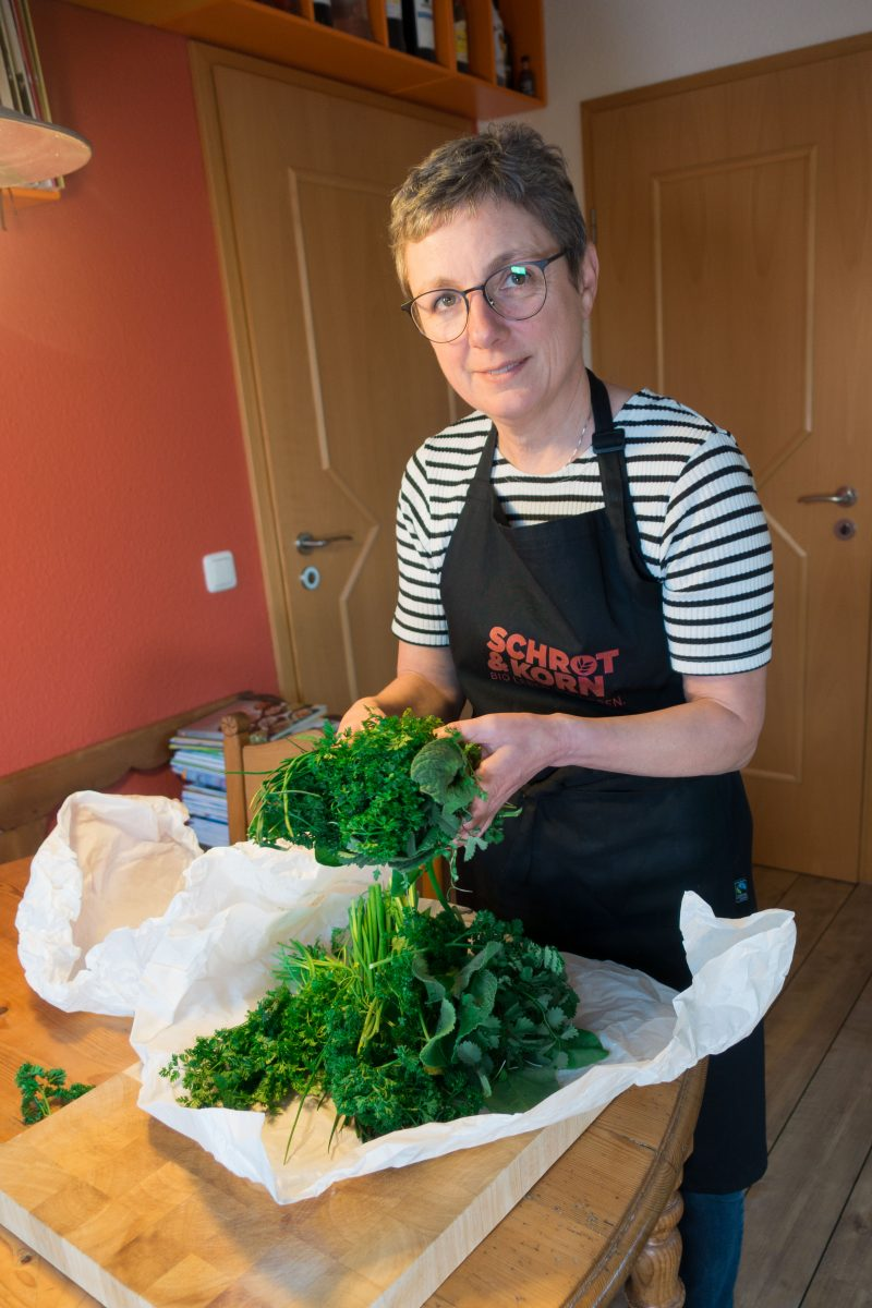 Grüne Sauce: Das Geheimnis der 7 Kräuter