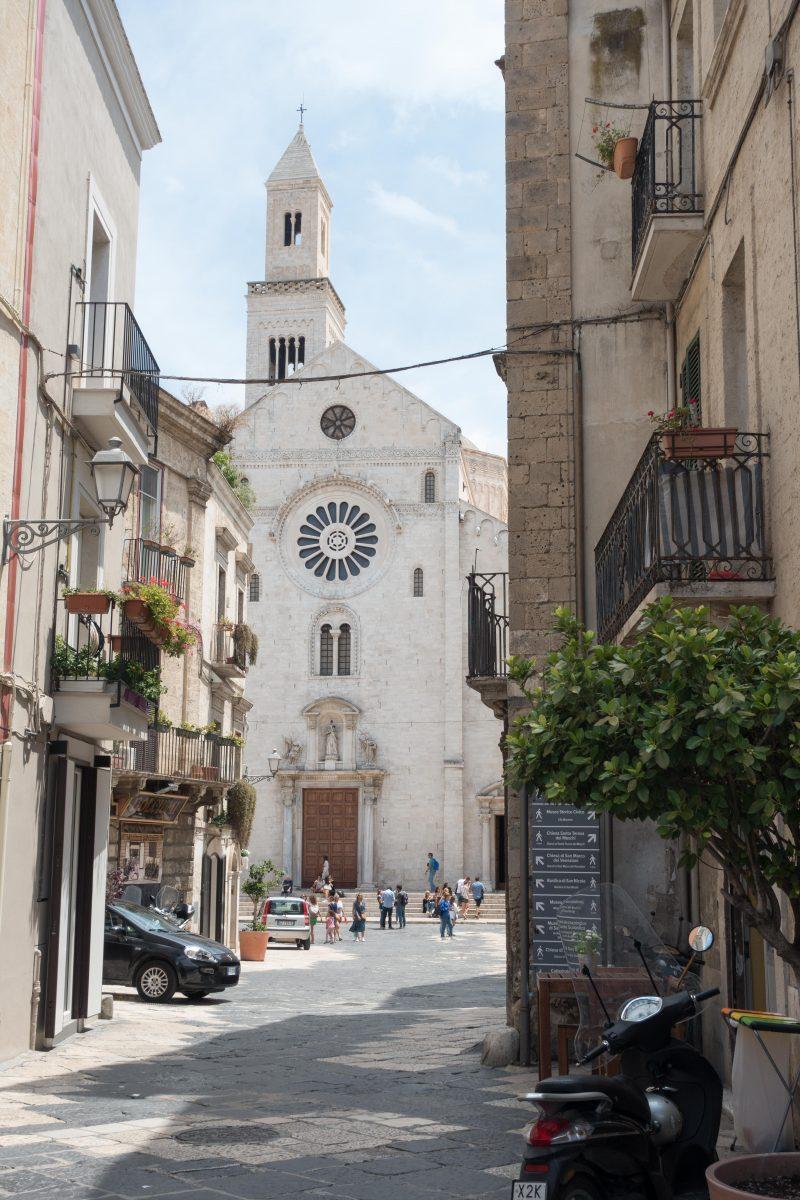 Bari – Öhrchennudeln und Frutti di Mare