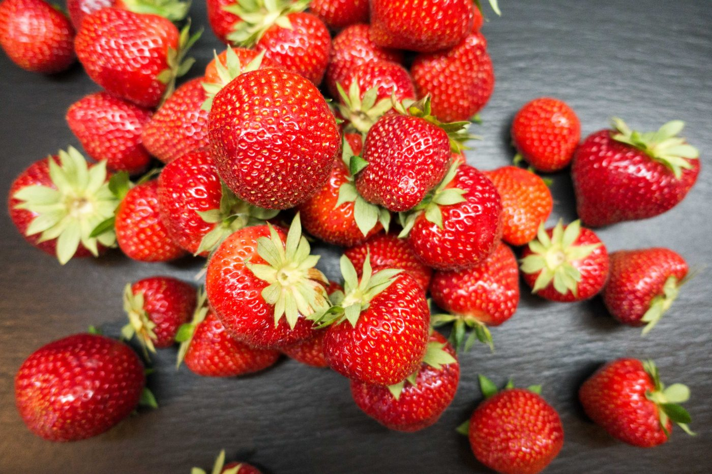 Hamburger Speck & Erdbeeren