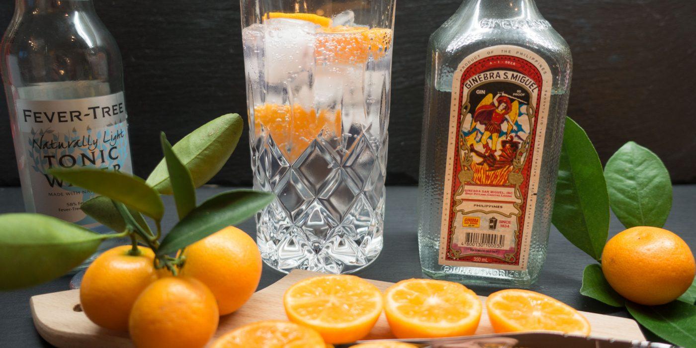Gin Calamansi Fruits