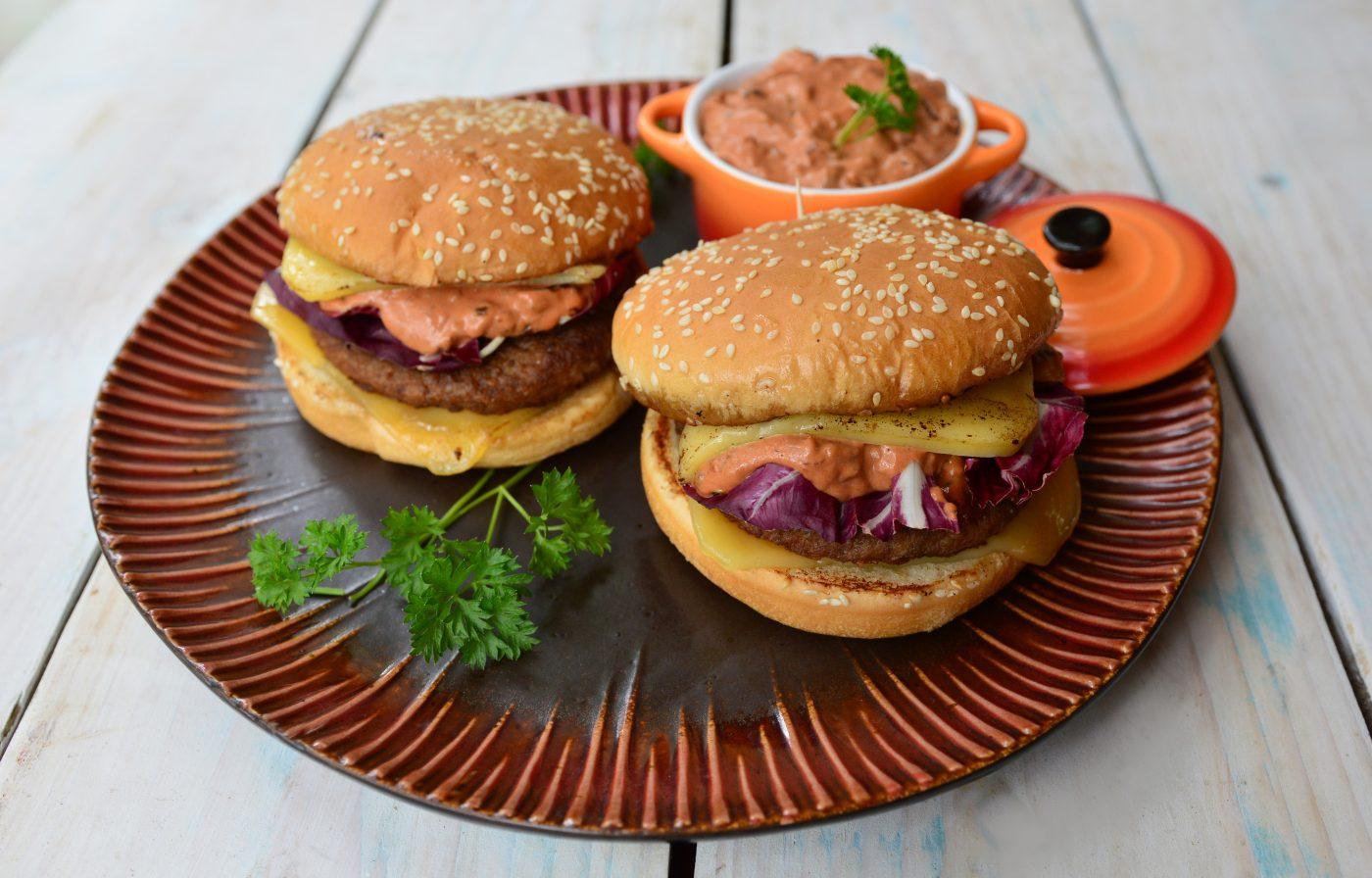 Kochbuch Generation Riesling – Wild-Burger