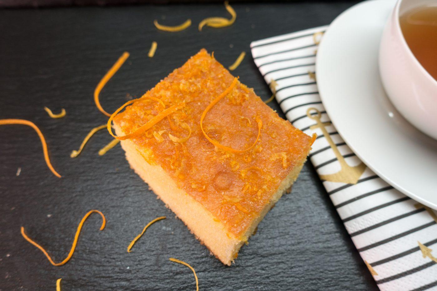 Zitronen-Orangen-Kuchen nach Martha Zwerg