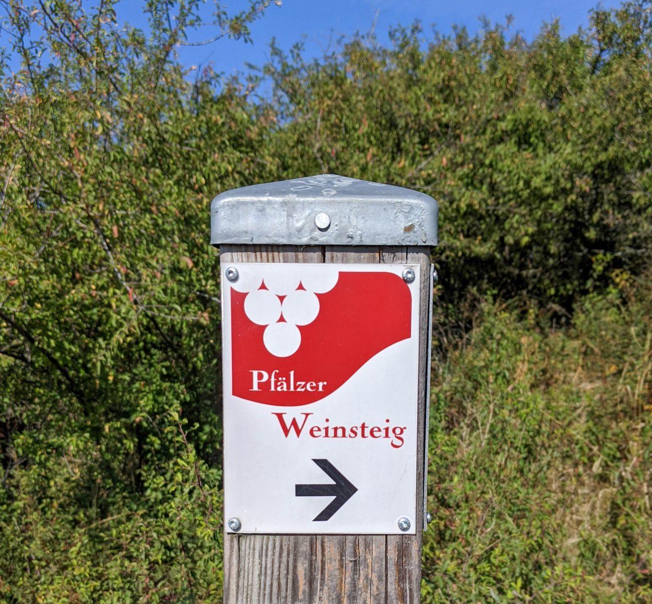 Pfälzer Weinsteig – Fernwandern mit Genuss (Etappe 1-6)