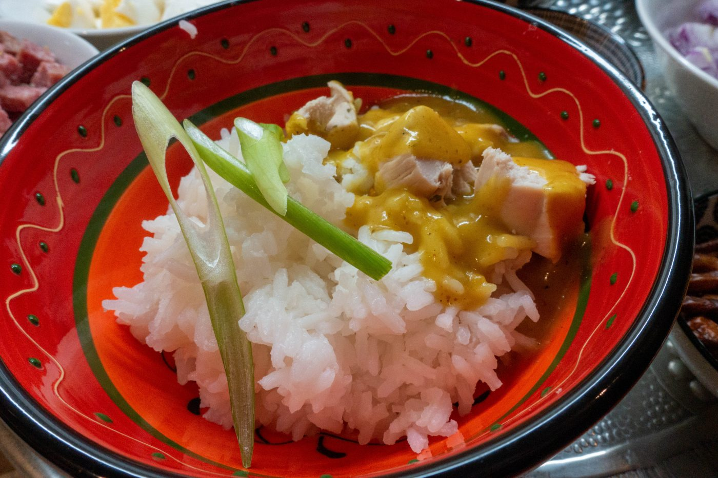 Sailor's curry real Captain's style